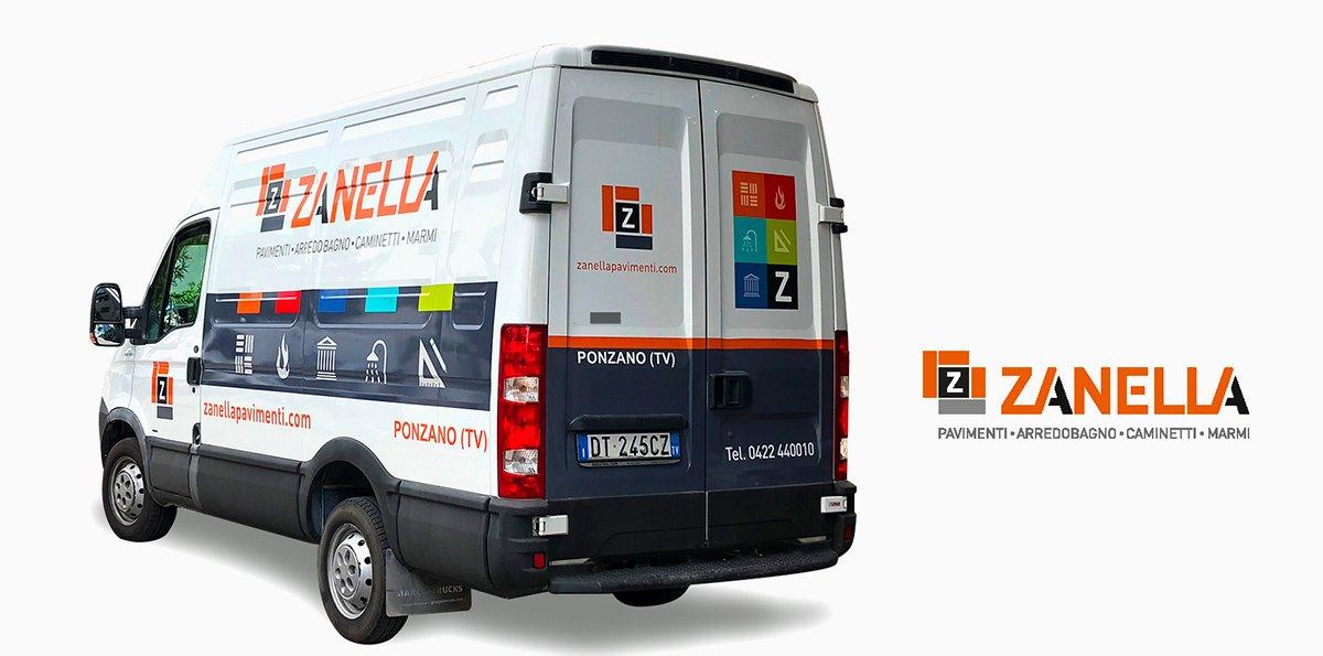 rombo_rosso_comunicazione_zanella_furgone