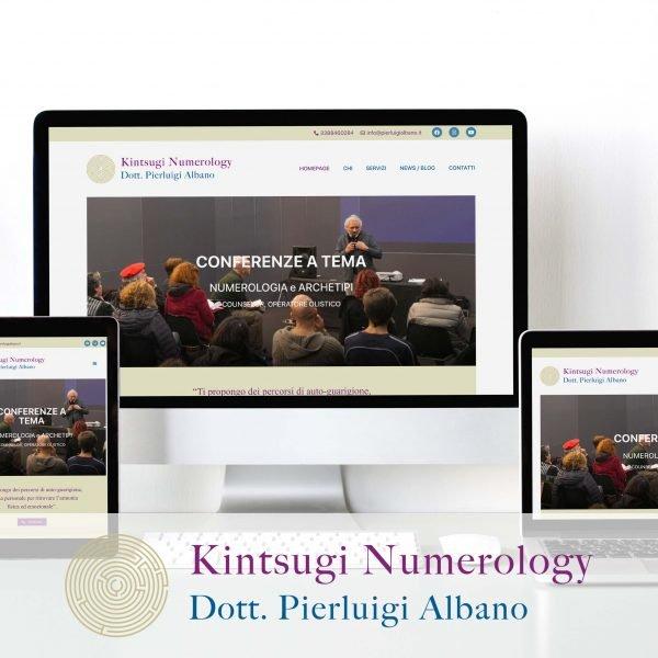 Rebranding per il dott. Pierluigi Albano
